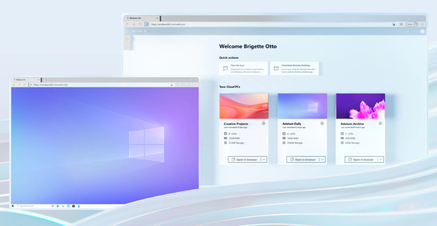 Windows 365 Unveiled by Microsoft